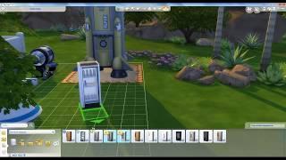 Как свободно поворачивать предметы в The Sims 4 с клавишей Alt