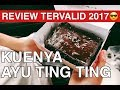 REVIEW KUE NYA AYU TING TING TERVALID 2017 | FOODIRECTORY