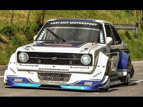 Ford Escort Mk2 Cosworth // 10.000Rpm On the Limit Monster