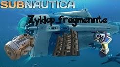 Subnautica Zyklop  Fragmente  Location Deutsch