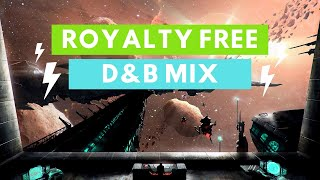 Royalty Free Drum \u0026 Bass Mix 2020