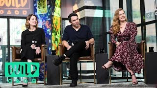 "Amy Adams, Chris Messina & Gillian Flynn Discuss The New HBO Limited Series, ""Sharp Objects"""