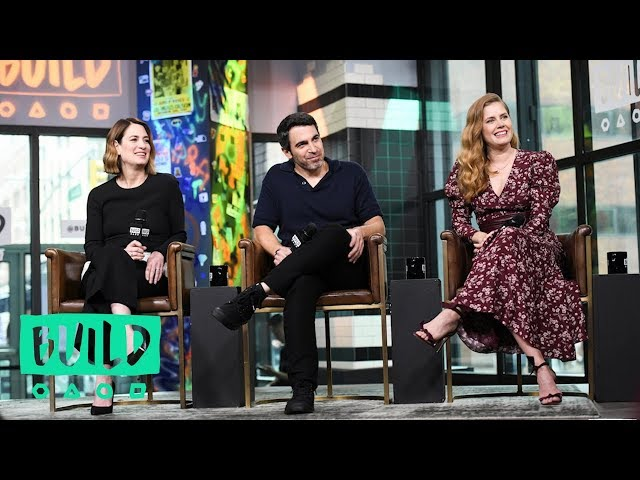 Amy Adams, Chris Messina & Gillian Flynn Discuss The New HBO Limited Series, Sharp Objects