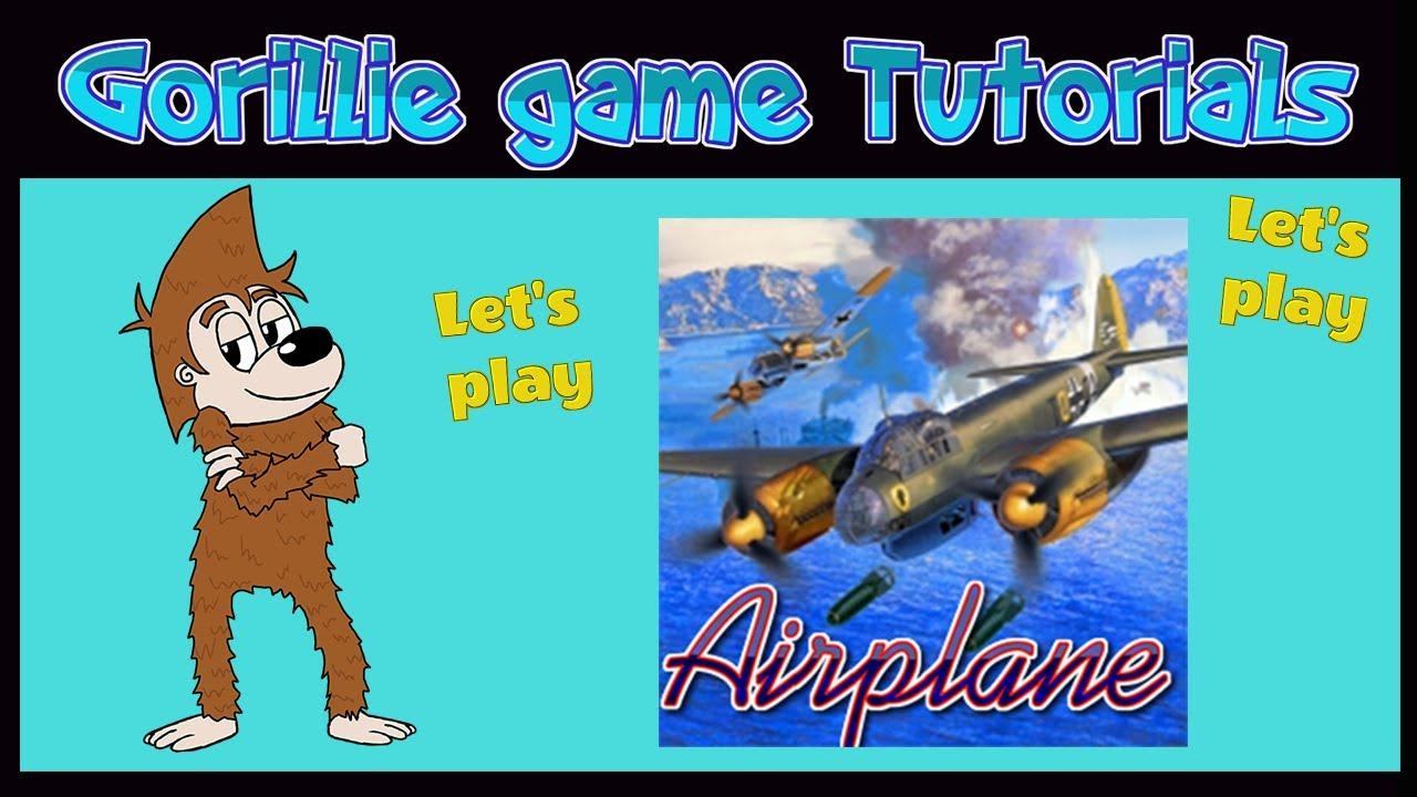Airplane Game - Explore casual & convenient tutorial live education videos.