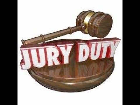 Jury Duty: RIGHT or Ritual?