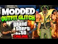 GTA 5 Online: How to Create Modded Outfits Using Clothing Glitches GTA V Online Glitch tutorial 1.35