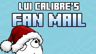 """You've Got Mail! """"Merry Christmas!"""" (Xbox Live Fan Mail and Messages)"""