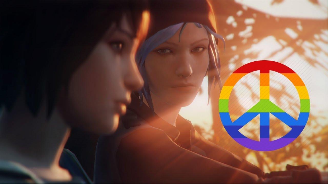 Lesbian video game