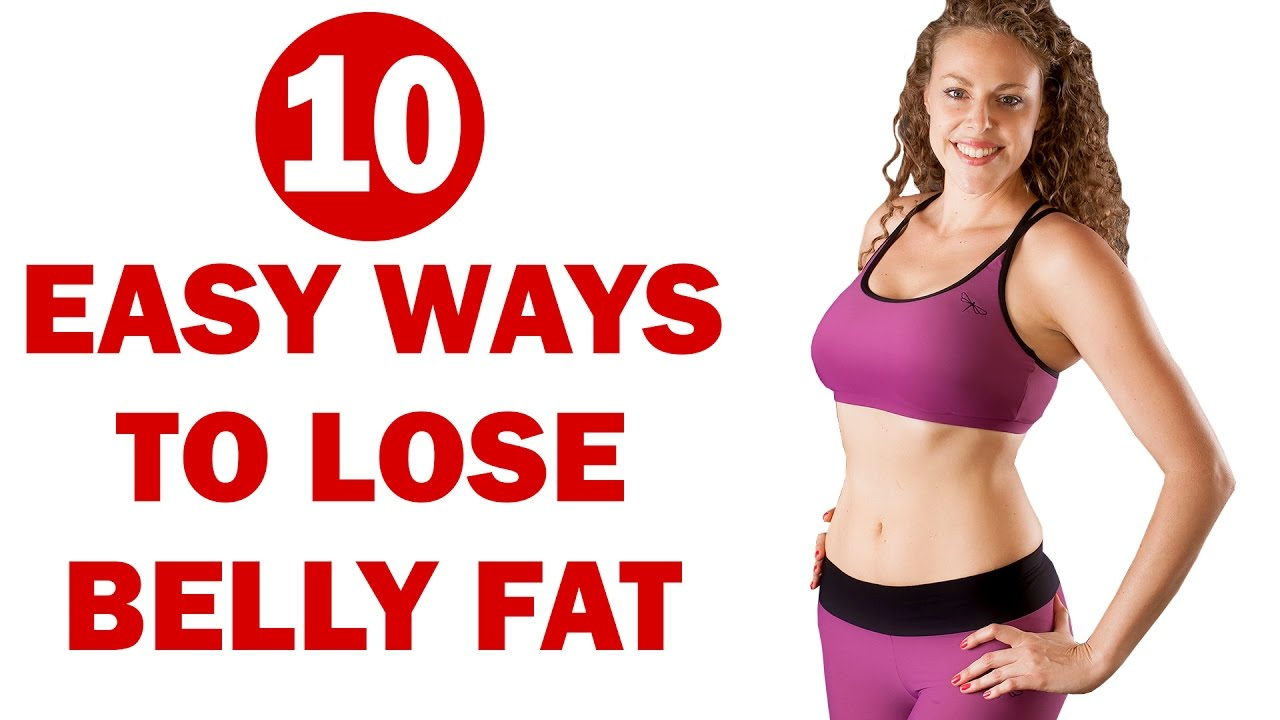lose belly fat and weight loss