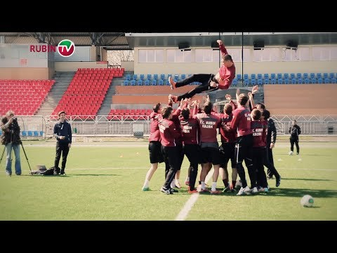 Crossbar Challenge - Rubin Kazan (Youth team)