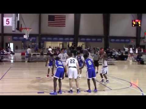New World 16U vs Ohio Basketball Club 16U