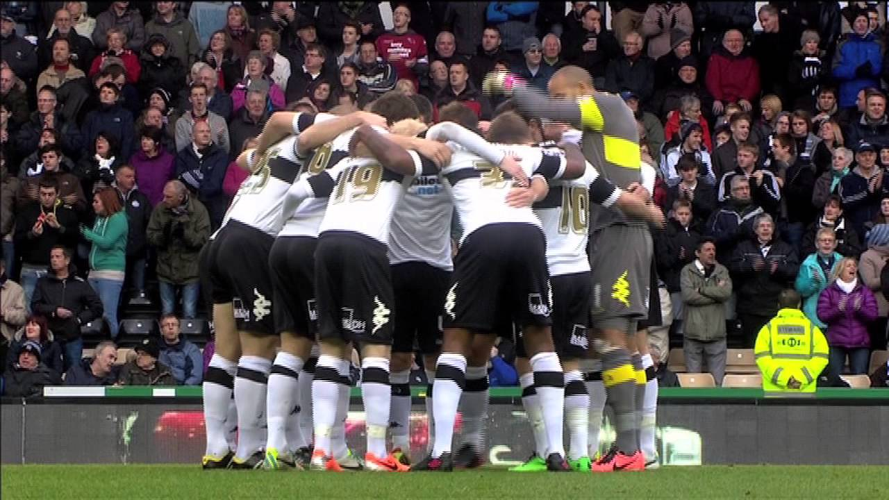 DERBY COUNTY - LET THE GOOD TIMES ROLL. SIZZLE VIDEO 2014