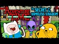Adventure Time Secret of the Nameless Kingdom Jake Grabby Hand PART 2 Gameplay Walkthrough Episode 2
