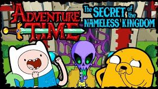 Adventure Time Secret of the Nameless Kingdom Jake Grabby Hand PART 2 Gameplay Walkthrough Episode 2