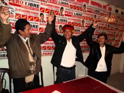 La Internacional Socialista Partido Político Nacional Perú Libre