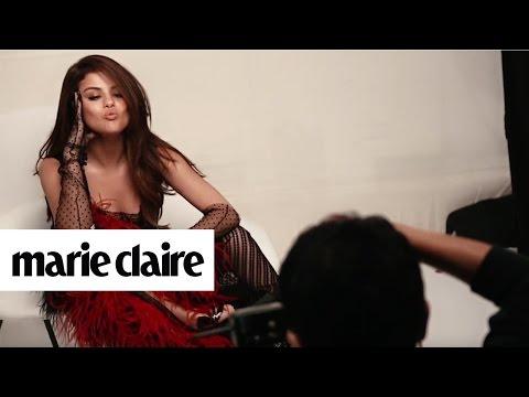 Selena Gomez Cover Shoot | Behind the Scenes