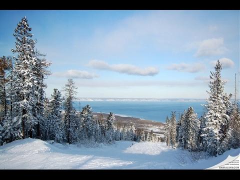 Горнолыжный курорт Гора Соболиная Байкал / Горнолыжка в Байкальске