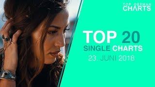 TOP 20 SINGLE CHARTS ▸ 23. JUNI 2018