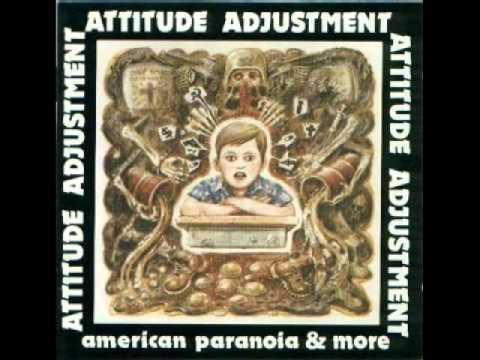 Attitude Adjustment - Destruction's End - 1986