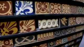 Encaustic Victorian Tile Manufacturing