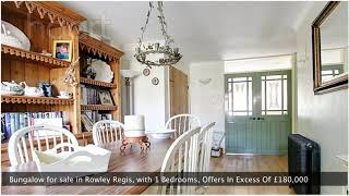 Bungalow for sale in Rowley Regis, with 1 Bedrooms