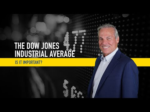 The Dow Jones Industrial Average: Is It Important?