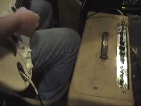 fender bassman 59 reissue tube amplifier youtube. Black Bedroom Furniture Sets. Home Design Ideas