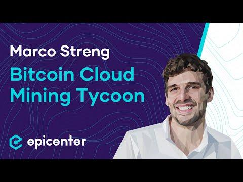 Marco Streng: Genesis Mining – Taking Bitcoin Mining To The Cloud (#338)