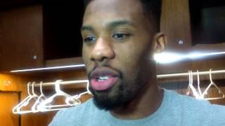 Norris Cole talks about the death of Ingrid Williams