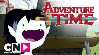 Adventure Time | Marceline's Poem | Cartoon Network