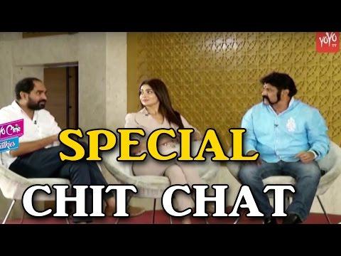 Gautamiputra Satakarni Team Chit Chat | Balakrishna | Shriya Saran | Krish | YOYO Cine Talkies