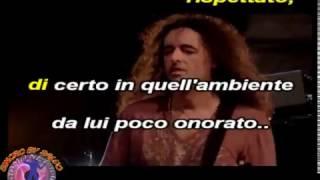 Modena City Ramblers - I cento passi (karaoke - fair use)