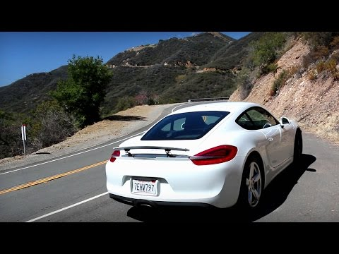 2016 Porsche Cayman Review - The end of the naturally aspirated Cayman