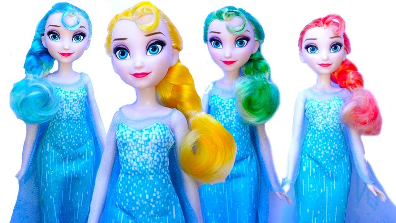 Little Johnny Disney La Reine des Neiges Anna et Elsa en coton imprim/é gros quarter