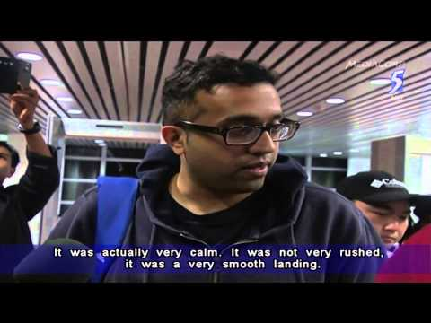 Police probe possible sabotage in latest Malaysia Airlines jet incident - 21Apr2014