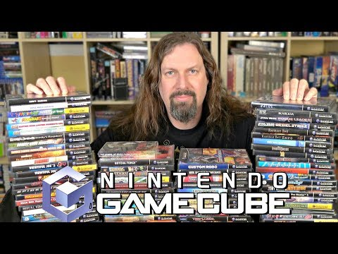 GameCube Game Collection - 70+ Games