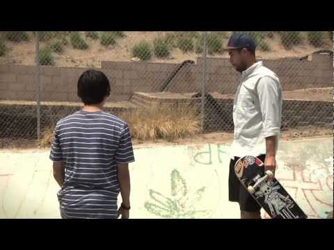 Veja o video -Nike Skateboarding: Roots In Control with Eric Koston