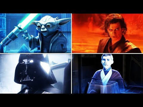 Star Wars Jedi Fallen Order References, Easter Eggs and Callbacks