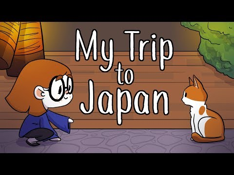 My First Trip to Japan