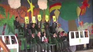THRASS UK PHONICS 0908SAL Part 2 Harare Nyanga Zimbabwe