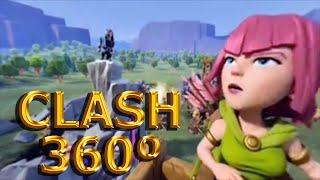 Clash of Clans 360º - Defesa de Ataque em 360º - Rodolfo Clash of Clans