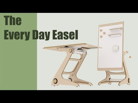 The Every Day Easel Review