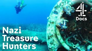 Diving for Hitler's Buried Gold! | Nazi Treasure Hunters