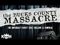 The Bucks County Massacre | Full Movie English 2015 | Horror