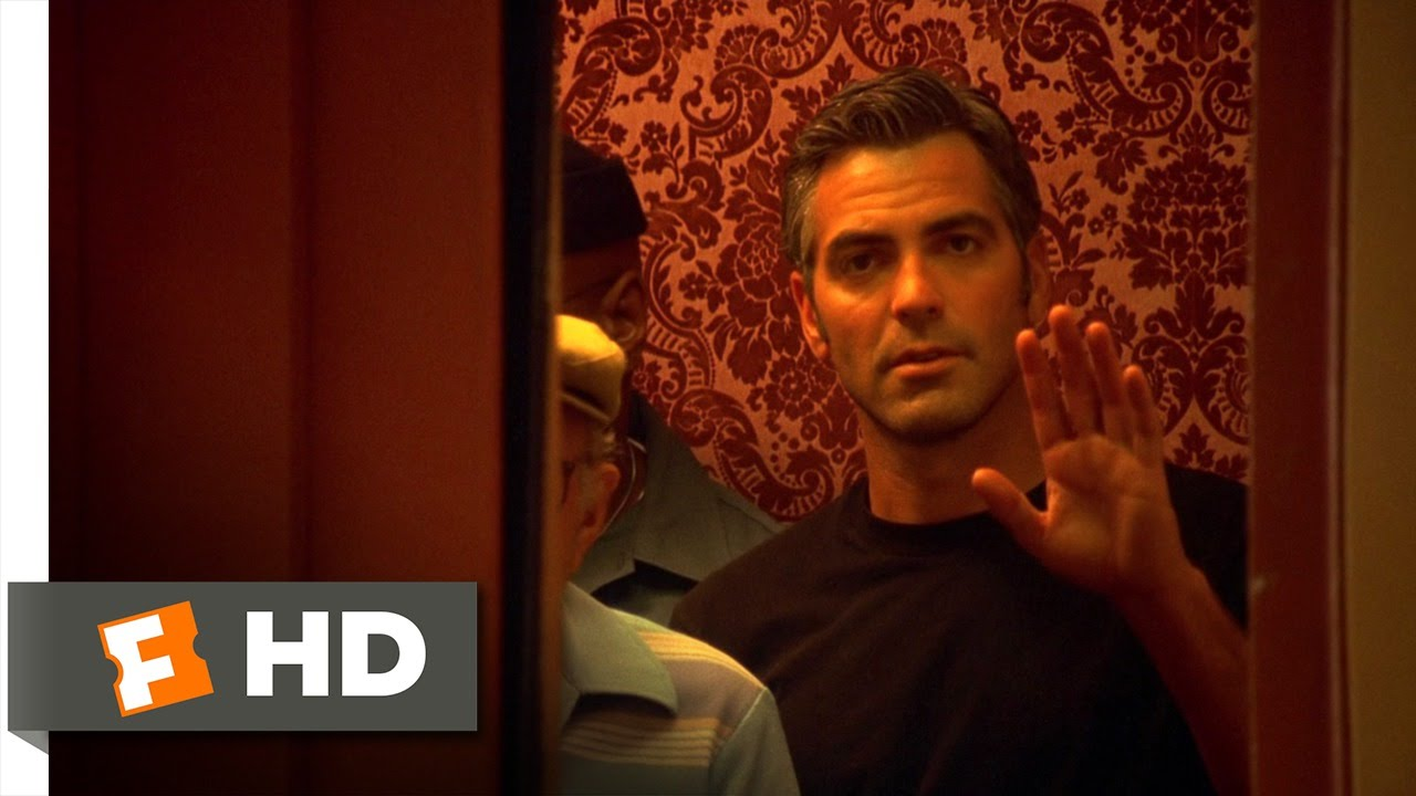 Download Out of Sight (1998) - Karens in the Lobby Scene (4/10)   Movieclips