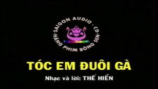 TÓC EM ĐUÔI GÀ Karaoke