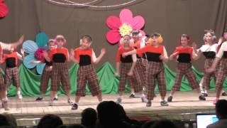 """Танец """"ДО-РЕ-МИ"""" Чистик"""