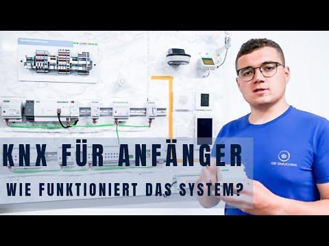 KNX Für Anfänger| Komponenten & Funktionen| Wie Funktioniert Das KNX System? |ETS5 | Smarthome
