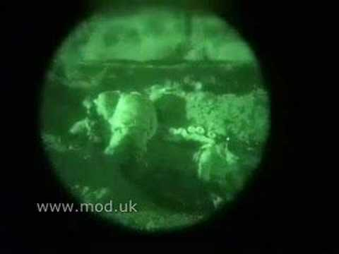 Royal Marines - Operation Glacier