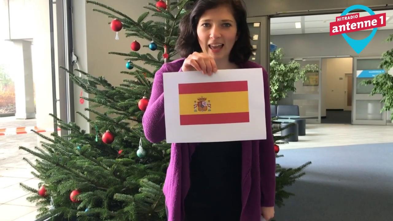 Weihnachten Weltweit Heute Spanien Youtube